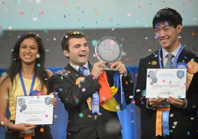 International Science and Engineering Fair winners 2013