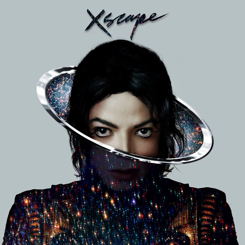 Cover of the new Michael Jackson album Xscape